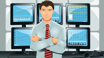 Торговля на фондовом рынке, покупка и продажа акций на финансовой бирже «ProEconomica»