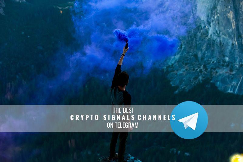 Лучшие каналы крипто сигналов в Telegram